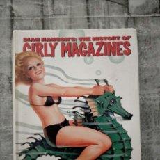 Libros: THE HISTORY OF GIRLY MAGAZINE PORTADAS DE REVISTAS DE PIN-UP INGL.ALEMAN.FRANC.. Lote 227843580
