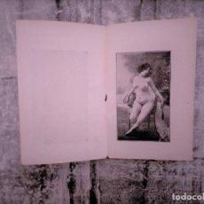 Libros: DESNUDO ARTISTICO COLECCION IDEAL LIBRO TASCABILE. Lote 228457135
