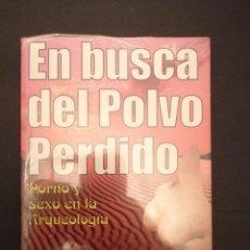 Libros: LIBRO PRECINTADO A ESTRENAR EN BUSCA DEL POLVO PERDIDO. Lote 231904065