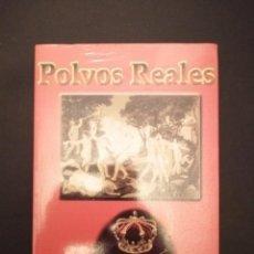 Libros: LIBRO PRECINTADO A ESTRENAR POLVOS REALES. Lote 231905050
