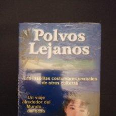 Libros: LIBRO PRECINTADO A ESTRENAR POLVOS LEJANOS. Lote 231911155