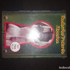 Libros: LIBRO PRECINTADO A ESTRENAR 2 EDICIÓN NUESTROS PÍCAROS ABUELOS. Lote 231911690