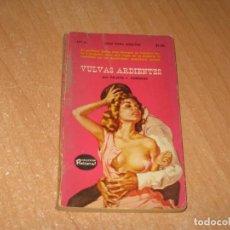 Livros: VULVAS ARDIENTES COLECCION PIMIENTA. Lote 241738280