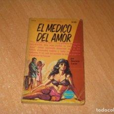 Livros: EL MEDICO DEL AMOR COLECCION PIMIENTA. Lote 241739480