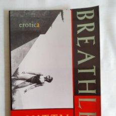 Libros: TSUI: BREATHLESS - LITERATURA ERÓTICA PARA MUJERES ESCRITA POR MUJERES - NUEVO. Lote 242182725