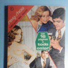Libros: SEXY SHOW 17 - PUBLICACIÓN PARA ADULTOS - ¿ HOMBRE O MUJER ? Y OTROS RELATOS SEXY - PETRONIO 1978. Lote 243101210