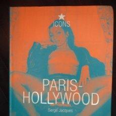 Libros: PARIS-HOLLYWOOD TASCHEN NUEVO SIN USO 14,5X19,5 CM CIENTOS DE FOTOGRAFIAS. Lote 243817920