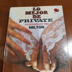 Livros: LIBRO LO MEJOR DE PRIVATE VOLUMEN I. Lote 260427900