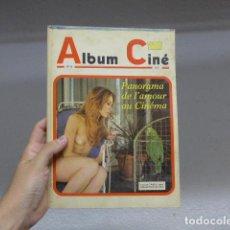 Libros: ANTIGUO LIBRO O REVISTA ENCUADERNADAS ALBUM CINE EROTICO, AÑOS 70-80.. Lote 262585865
