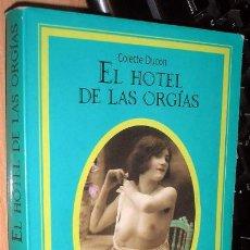 Otros: EL HOTEL DE LAS ORGIAS. Lote 40653619