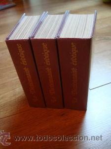 JM LO DUCA LE DICTIONNAIRE EROTIQUE 1972 3 VOLUMENES (Coleccionismo para Adultos - Otros)