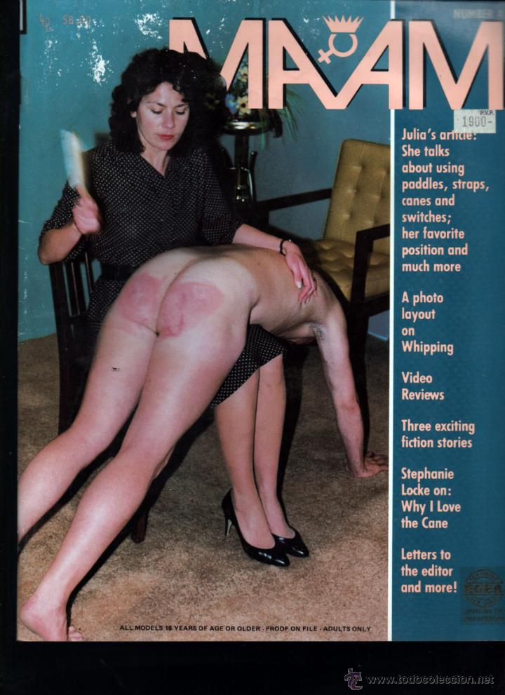 Spanking whipping
