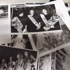 Otros: LOTE DE 120 FOTOGRAFÍAS DE CONCURSOS DE MISSES AÑOS 80 90 FOTOGRAFÍAS INÉDITAS DESNUDOS TOP LESS. Lote 46093254