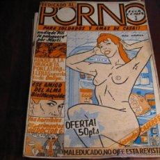 Otros: ROCK COMIX 3.- DEDICADO AL PORNO.... Lote 47931044