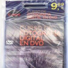 Otros: CURSO FOTOGRAFIA DIGITAL EN DVD 7 PLANETA AGOSTINI. Lote 82882284