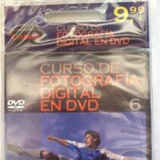 Otros: CURSO FOTOGRAFIA DIGITAL EN DVD 6 PLANETA AGOSTINI. Lote 82882428