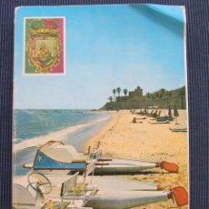 Otros: GUIA TURISTICA DE LA COSTA DEL SOL 1968 PATROCINADA POR AYUNTAMIENTO MALAGA MUY DIFICIL DE CONSEGUIR. Lote 90879165