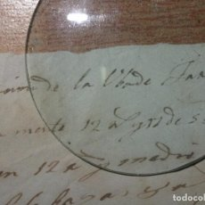 Otros: ANTIGUO MANUSCRITO GASTRONOMICO SIGLO XVII APUNTACION LA UVA DE FARACHE. Lote 95504755