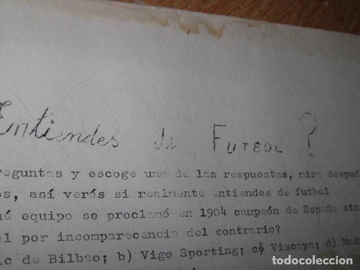 Otros: ALICANTE 1971 ANTIGUA PERIODICO ARTESANAL VOCES LIBRES SOCIEDAD CULTURA FUTBOL - Foto 4 - 96237759
