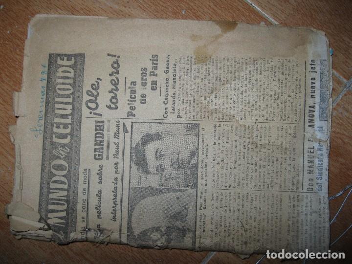 Otros: JEREMIAS LIBRO RELIGIOSO ORIGINAL ARCHIVO CARLOS HERRERO MUÑOZ COMEDIOGRAFO 166 PGS - Foto 6 - 96711991