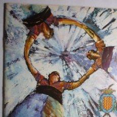 Otros: PROGRAMA FIESTAS DE TARRAGONA 1969 S.MAGIN Y STA.TECLA 48 PAG-ARTICULOS,FOTOS,PUBLICIDAD....BB. Lote 97095095