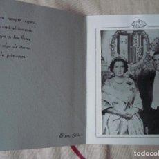 Outros: BADAJOZ POR SUS REYES, ENERO 1960 ,DON JUAN DE BORBON Y DOÑA MARIA , FOTO. Lote 97961163
