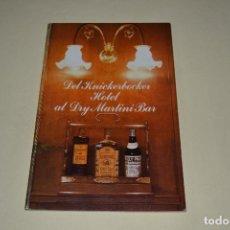 Otros: PUBLICIDAD DRY MARTINI BAR DE 1978. Lote 105664239