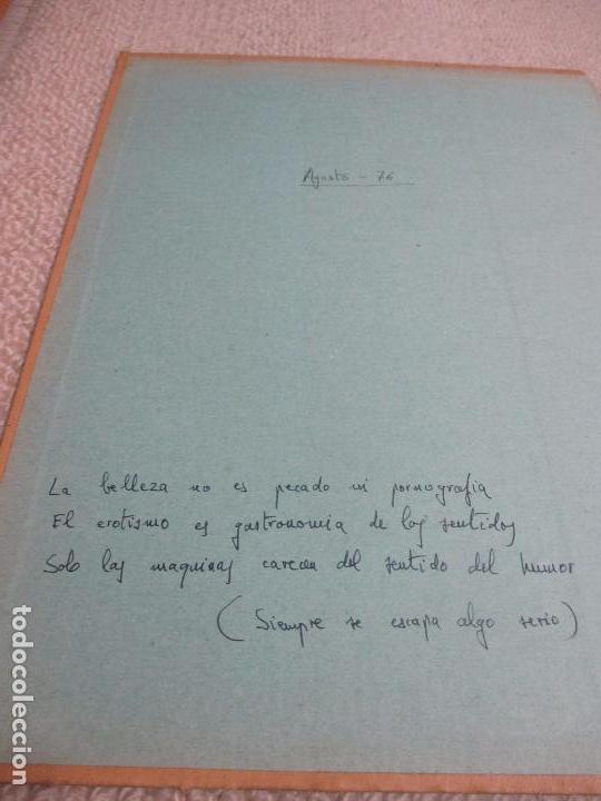 Otros: La vida en Broma, volumen facticio realizado en Agosto 1976, erotismo y humor en la transición - Foto 3 - 105874319