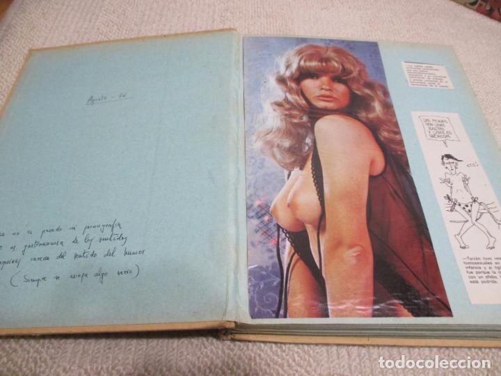 Otros: La vida en Broma, volumen facticio realizado en Agosto 1976, erotismo y humor en la transición - Foto 4 - 105874319