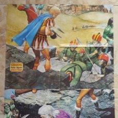 Otros: LOTE 2 POSTERS GRANDES CIMOC IMPERIO DE TRIGAN. Lote 113069255