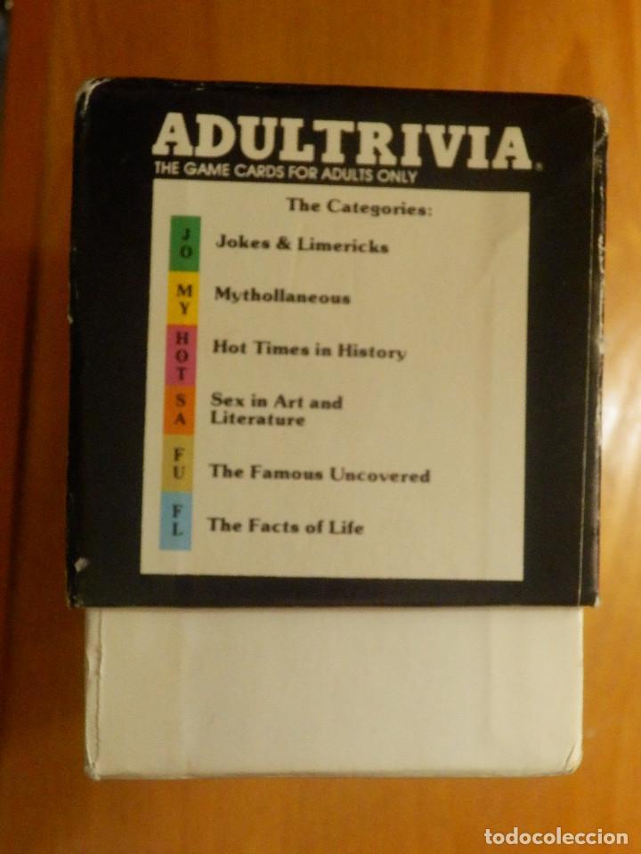 Otros: Juego de Mesa Erótico para Adultos - Adultrivia - En Inglés - Trivial sobre sexo para jugar... - Foto 4 - 118635099
