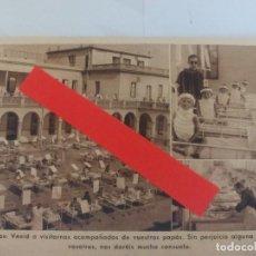 Otros: HOSPITAL DE SAN JUAN DE DIOS DE CALAFELL . Lote 120020523
