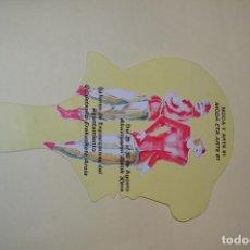 Otros: ABANICO DE PAPEL DE MODA Y ARTE 1981 EN SAN SEBASTIAN. Lote 123287979