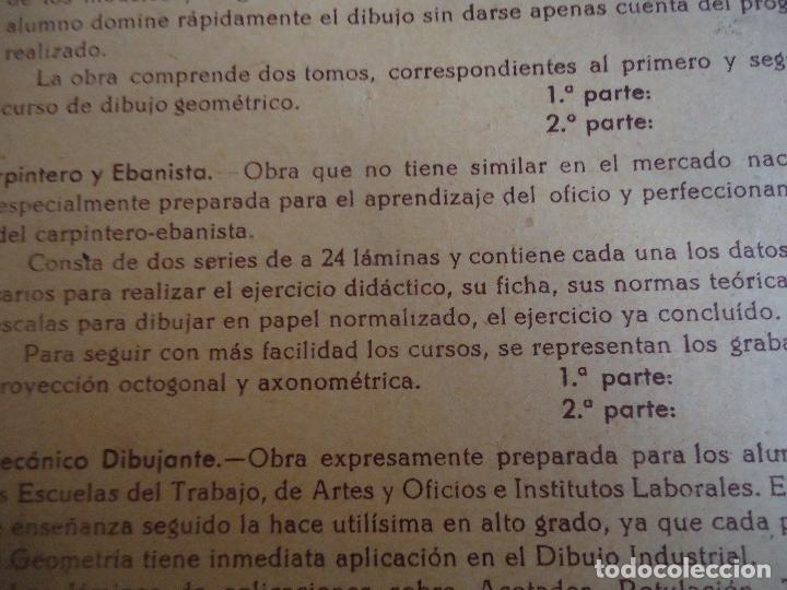 Otros: Escuelas Profesionales Salesianas. Curso de Carpintero y Ebanista, 2ª parte - Foto 2 - 123570855