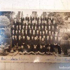 Otros: FOTO COLEGIO SALESIANO RONDA CURSO 1958 - 59. Lote 126540327