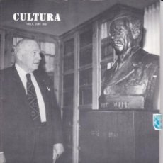 Otros: CULTURA VALLS TARRAGONA 1988 Nº 475 TARRADELLAS . Lote 129342103