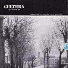 Otros: CULTURA VALLS TARRAGONA 1986 Nº 458. Lote 129342283