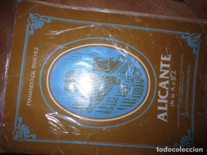 Otros: coleccion completa periodicos antiguos DE LA A A LA Z DIARIO INFORMACION ALICANTE HISTORICO - Foto 2 - 132222206