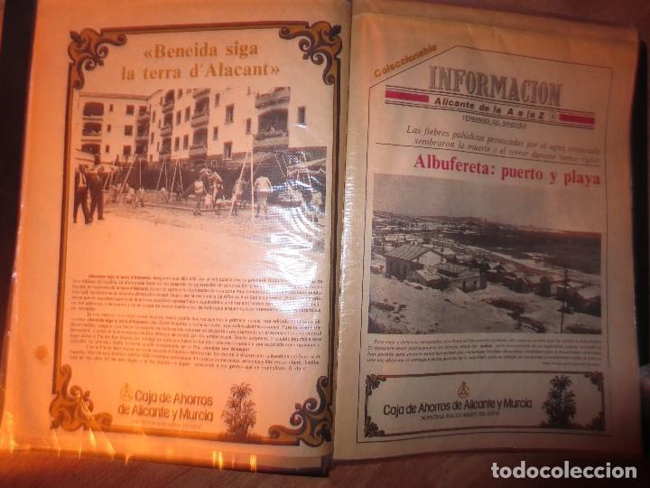 Otros: coleccion completa periodicos antiguos DE LA A A LA Z DIARIO INFORMACION ALICANTE HISTORICO - Foto 3 - 132222206