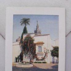 Otros: FOLLETO EXPOSICION PINTURAS DE SANCHEZ DE LA TORRE. CAJA SAN FERNANDO, 1987.. Lote 133971310