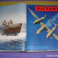 Otros: REVISTAS VICTORY - 8 EJEMPLARES AÑOS 1943-45 -. Lote 142849682