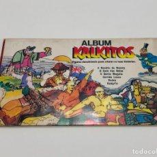 Otros: KALKITOS. ALBUM DE 6 KALKITOS. NUEVO A ESTRENAR. Lote 158793946