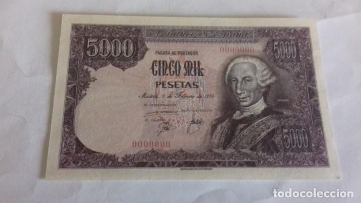 Otros: Gran lote de reproducciones de billetes Españoles - Foto 14 - 163524458