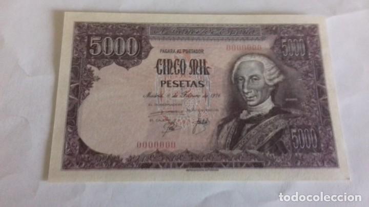 Otros: Gran lote de reproducciones de billetes Españoles - Foto 15 - 163524458