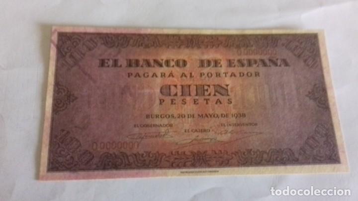 Otros: Gran lote de reproducciones de billetes Españoles - Foto 18 - 163524458