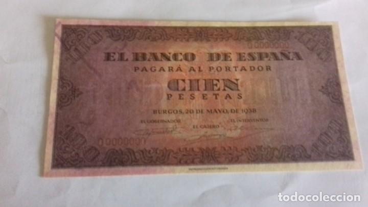 Otros: Gran lote de reproducciones de billetes Españoles - Foto 19 - 163524458