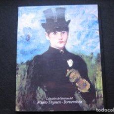Otros: COLECCIÓN DE LAMINAS DEL MUSEO THYSESEN BORNEMISZA . Lote 170309696