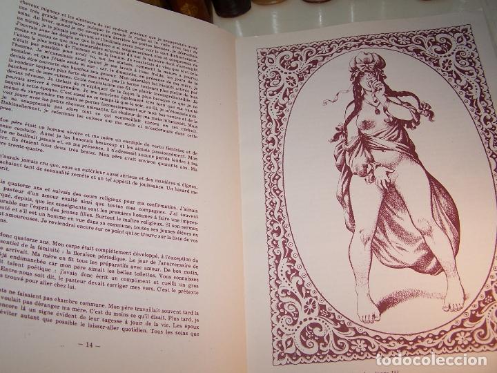 Otros: Mémoires duna chanteuse allemande. Illustrations originales Georges Pichard. Pornografía. Roma.1978 - Foto 5 - 170857235
