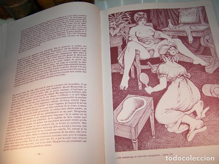Otros: Mémoires duna chanteuse allemande. Illustrations originales Georges Pichard. Pornografía. Roma.1978 - Foto 7 - 170857235