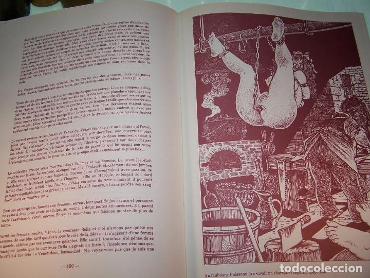 Otros: Mémoires duna chanteuse allemande. Illustrations originales Georges Pichard. Pornografía. Roma.1978 - Foto 10 - 170857235